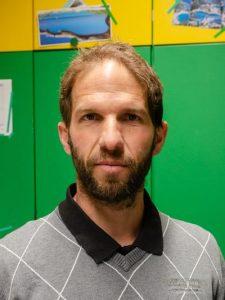 Axel Meister, Jugendleiter,Sportlicher Leiter