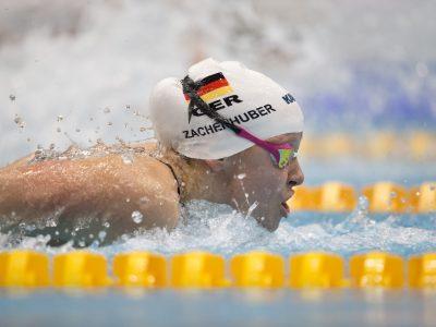 Berlin, 1.6.2019: Abschnitt 10 (Finals) der Deutschen Jahrgangsmeisterschaften. Die DJM fanden vom 28.5. bis 1.6.2019 in Berlin statt. © Zachenhuber