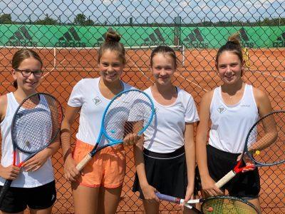 Sommer 2020 Mädchen U14 1. Mannschaft