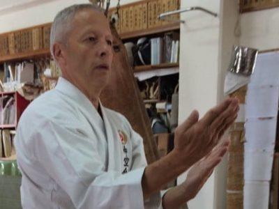 Karate Header